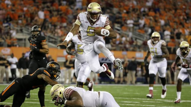 Florida State Squeaks by Oklahoma State in Season Opener