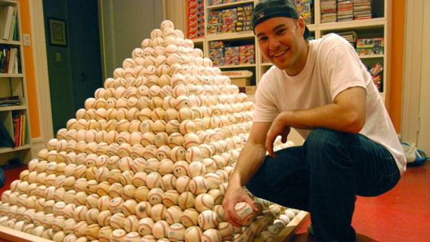 Zack Hample: Baseball Magnet