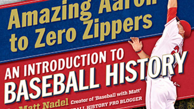 Book Review: An Introduction to Baseball History, For Kids by a Kid