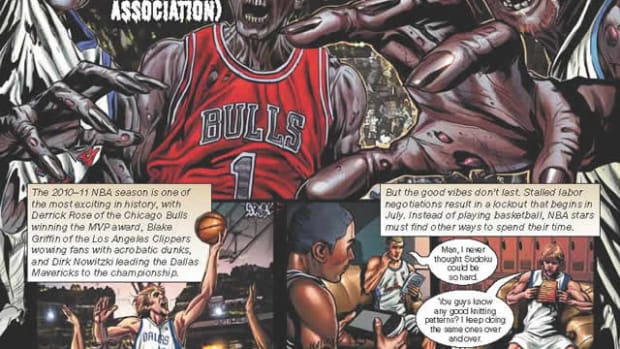 The Rise of the Zombie Basketball Association