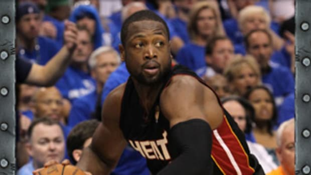10 Questions With...Dwyane Wade