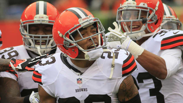 Joe Haden: Perseverance and the NFL Draft