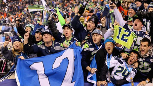 Super Bowl XLVIII in Photos