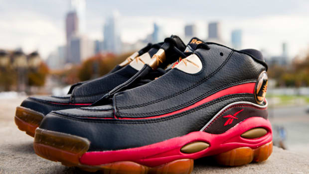 Reebok's Answer I Sneaker Goes Old School