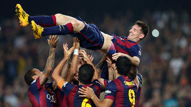Messi is Your New All-Time La Liga Goalscorer