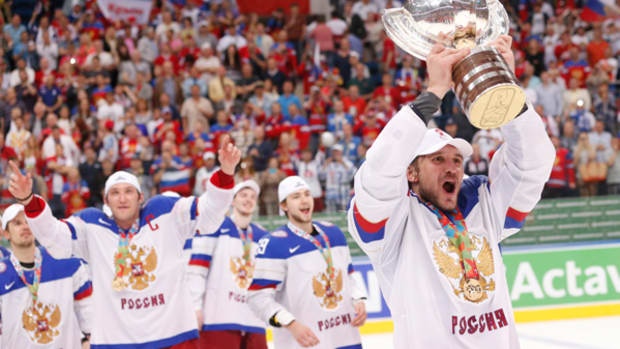 Russia Takes Gold at 2014 Ice Hockey World Championship