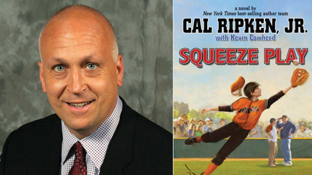 Baseball Legend Cal Ripken, Jr. Discusses His YA Book Series