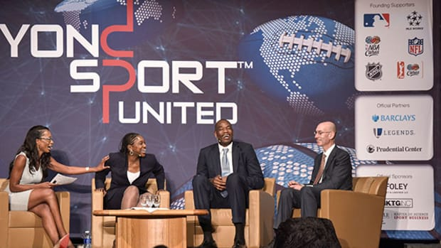 American Sports Leaders Preach Inclusion at Beyond Sport United Conference