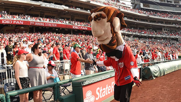 A Day in the Life of the Racing Presidents