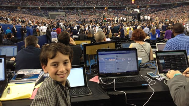 2014 Final Four Day 3 Wrap-Up: Let the Games Begin!