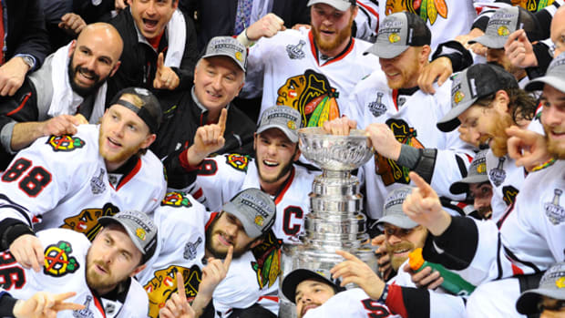 Patrick Kane and Chicago Blackhawks Win Second Stanley Cup in Four Years