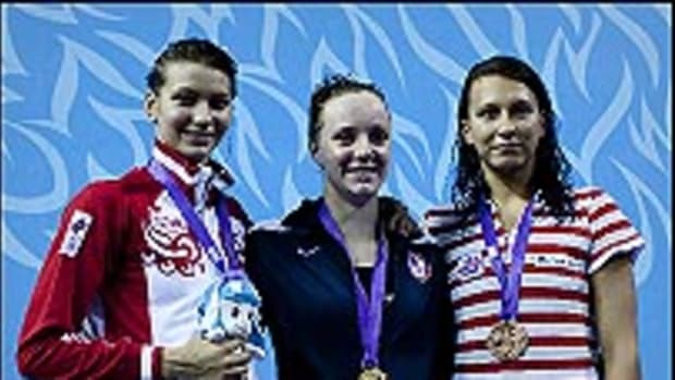 USA Cleaning Up at the Singapore 2010 Youth Olympic Games