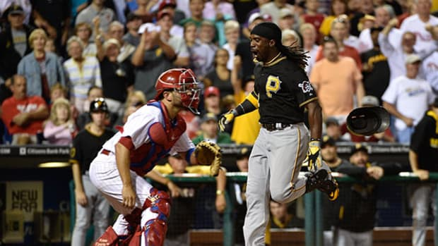 Andrew McCutchen Torches Phillies for Inside-the-Park Home Run