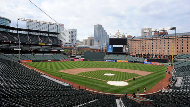 Orioles and White Sox Will Play In an Empty Stadium Tomorrow