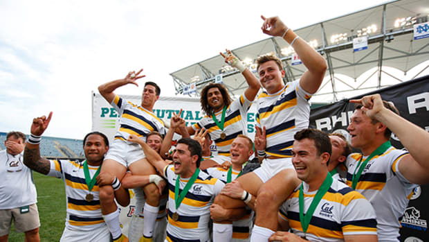 College Rugby Tournament a Showcase for Sport's Growth