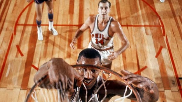 Back in Time: April 16 - 1 - Wilt Chamberlain