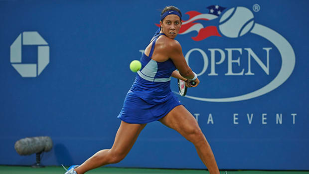 Madison Keys is Taking Her Game to New Places