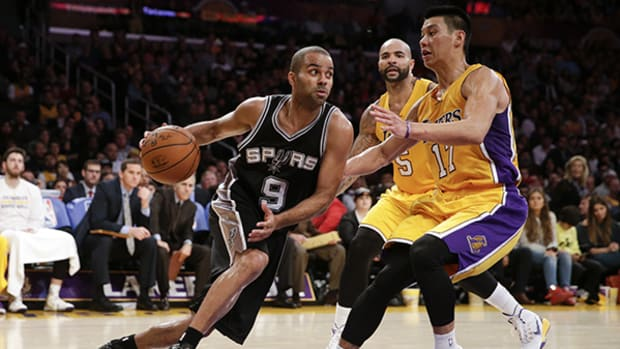 Spurs Star Tony Parker on Protective Eyewear and His Hot Start to the Season
