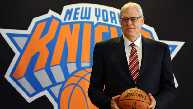 Phil Jackson Joins the New York Knicks