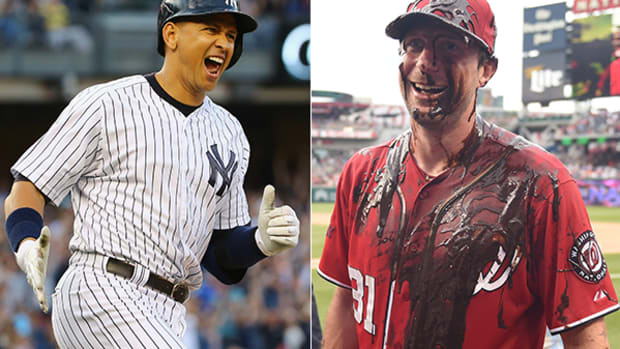 MLB's Big Weekend: A-Rod's 3000th Hit, Scherzer's No-Hitter
