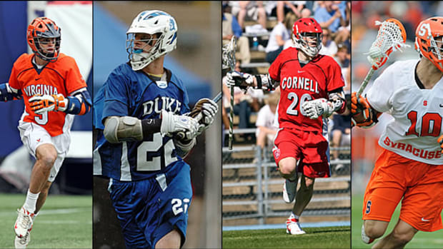 NCAA Lacrosse: Final Four Preview