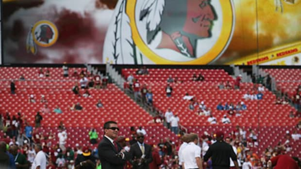 The Trouble with the Redskins' Name