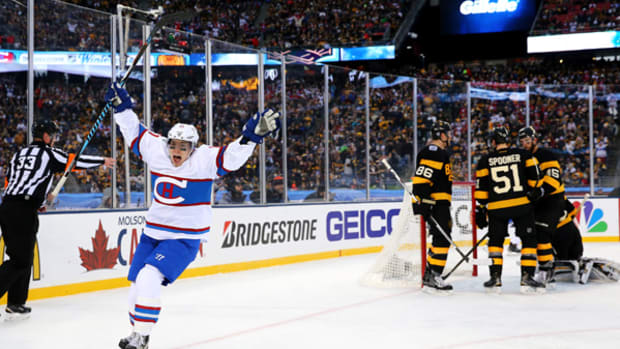 Canadiens Dominate Bruins in 2016 Winter Classic