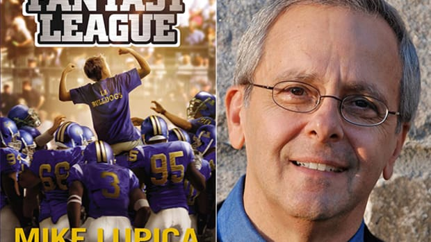 "Author Mike Lupica On His New Book ""Fantasy League"""