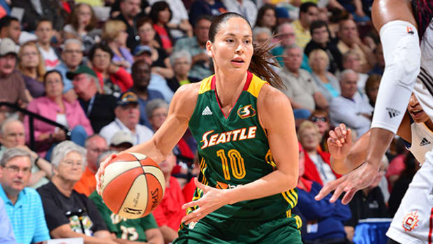WNBA All-Star Sue Bird Passes A Milestone. Is It Her Last?