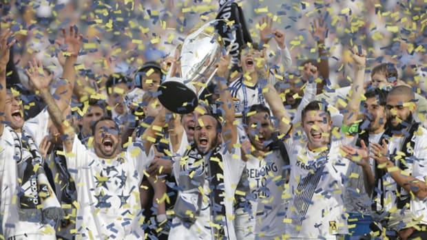 LA Galaxy Win MLS Cup, and Landon Donovan Retires a Champion!
