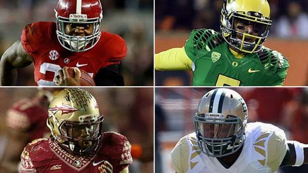 Picking What Teams Make College Football's Final Four