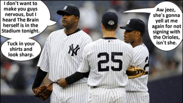 What I Think about the New Yankee Stadium