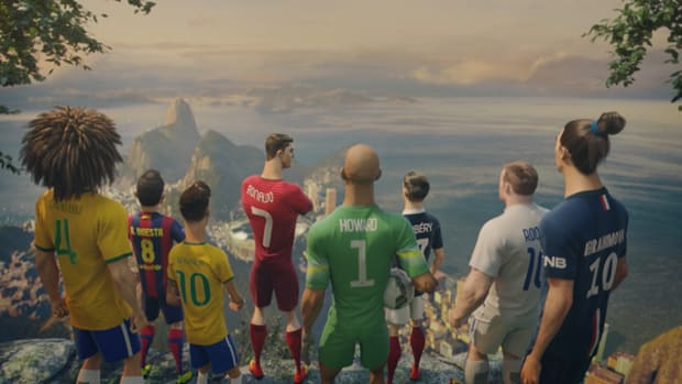 "Best Footballers in the World Save Soccer in ""The Last Game"""