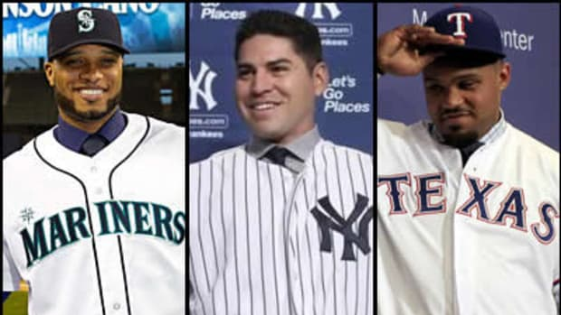 The Biggest Moves of Baseball's Offseason