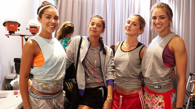 Adidas Unveils Adigirl Collection for Teen Girls