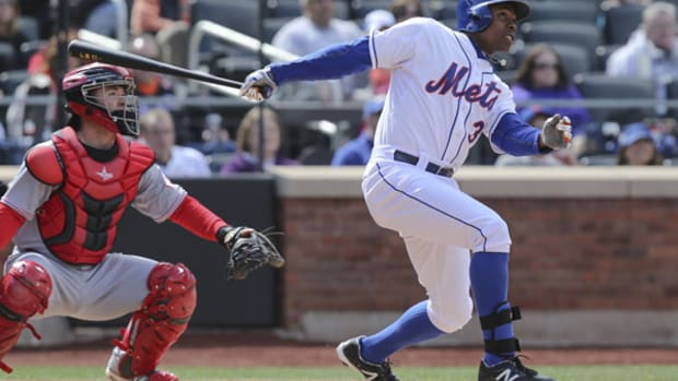 Outfielder Curtis Granderson on Hats and Playing for the Mets