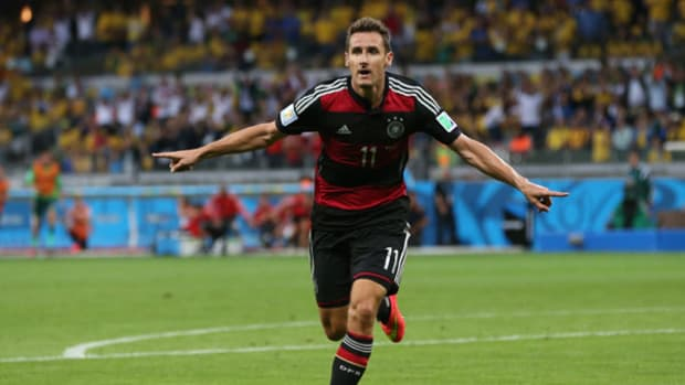 Germany Destroys Brazil — and the Record Books