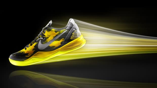 Check out Kobe Bryant's new Nike sneaker, the Kobe 8 System