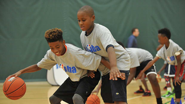 NBA's New-Look Jr. NBA is a Modernized Youth Basketball Program