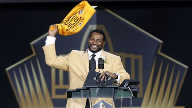 Bettis, Seau Lead 2015 NFL Hall of Fame Class
