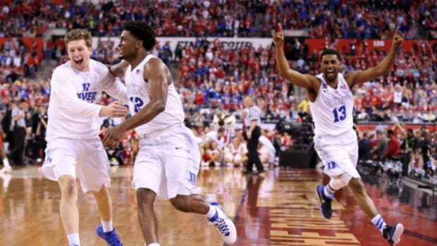 Duke Wins 2015 Men's Basketball National Championship!