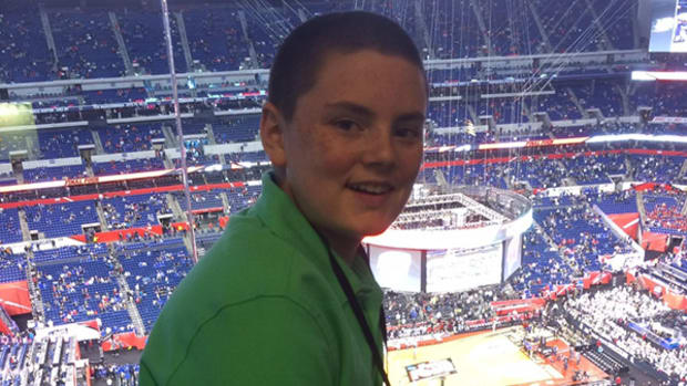 My Experience Covering the Final Four