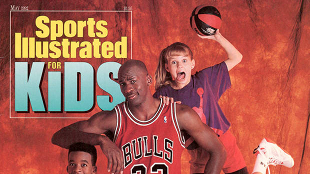 Flashback Friday: Michael Jordan's Last-Minute Halloween Costume Ideas