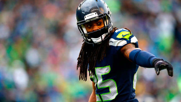 Richard Sherman: It's About More than Me