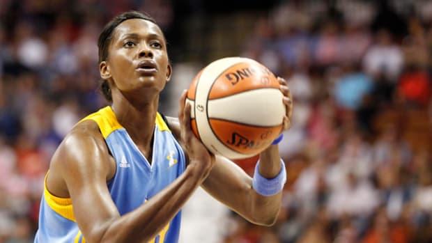 WNBA Star Swin Cash on Peyton Manning, Seattle, and the Polar Vortex