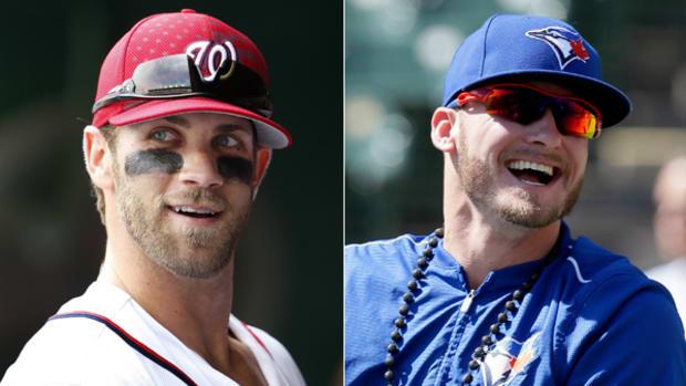 Bryce Harper, Josh Donaldson Named 2015 MLB MVPs