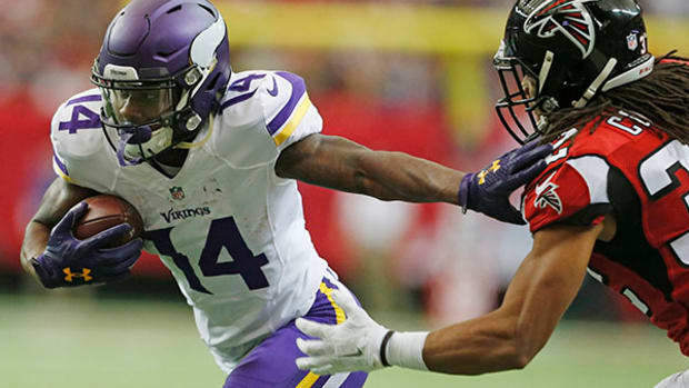 Going Long with Vikings Breakout Star Stefon Diggs