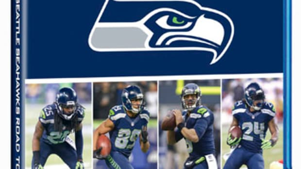 Relive the Seahawks Super Season with New DVD