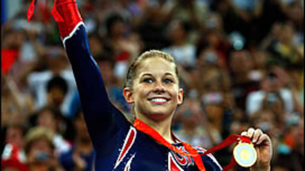 Top 10 Small Athletes: #2 Shawn Johnson