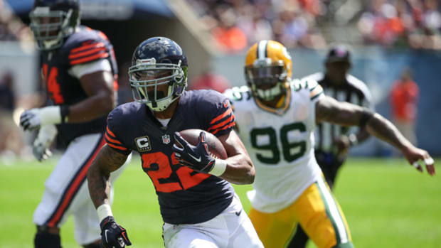 Fantasy Football 2015: Fact or Fiction — Matt Forte is Still an Elite Running Back